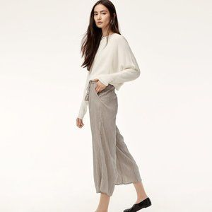Wilfred Pants - Wilfred Wide Leg Nanterre Pant - size Large